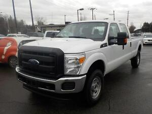 2016 Ford F-350 SD Crew Cab Long Box 4WD