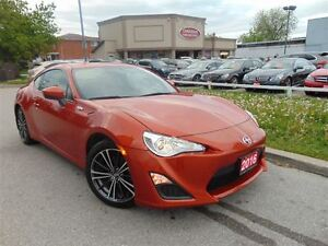 2016 Scion FR-S LEATHER-MANUAL-ONLY 34,421KM'S!!