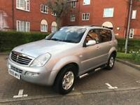SsangYong rexton 2.7 Diesel 2005 (Mercedes engine and gearbox)