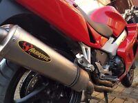 Honda VFR80 Fi