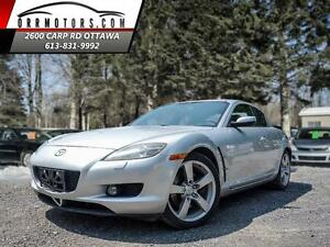 2004 Mazda RX-8 Manual Beautiful Sports Car