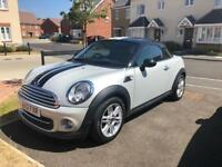 Mini Coupe Cooper 1.6 2 door 56,000 miles