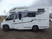 Benimar Mileo 201 Motorhome for sale,Low Profile, Fixed Bed,Four Belted Seats,2017 Model