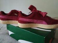 I sell shoes PUMA!!