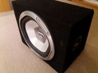 Subwoofer - Sony Xplod 12 inch - Very Low response from 18hz - Amazing Sub