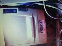 Casio cash register and bits for spares or repairs