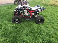 YAMAHA RAPTOR LIMITED EDITION 700
