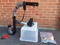 Mobility Scooter car hoist 4 ways type, max loads 80 kg, Perfect working order, very good condition!