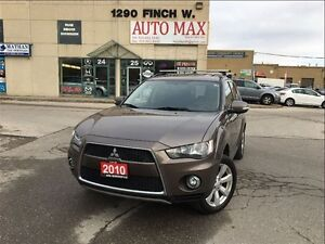 2012 Mitsubishi Outlander LS, Rear view Camera, 4 new Michellin