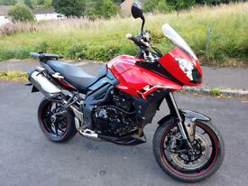 Triumph TIGER SPORT 1050 - one owner excellent condition for sale due to upgrade