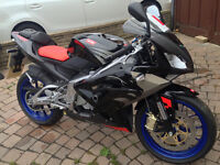 FOR SALE: Aprilia RS125 2006 LIKE NEW - 11 MILES ONLY
