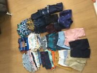 Boys Clothes Bundle Ages 1.5 to 2 Years
