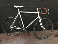 Fabulous vintage BSA Tour De France special edition racing bike
