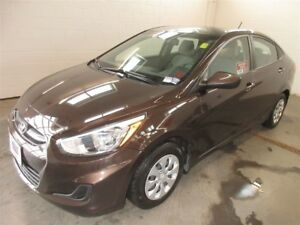 2015 Hyundai Accent GL- HEATED SEATS! BLUETOOTH! ONLY 60K!