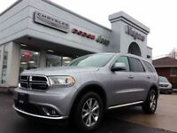 2014 Dodge Durango LIMITED, LEATHER, 20'S, DUAL DVD, HEATED SEAT