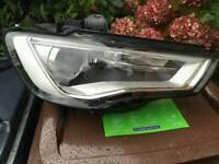 Audi a3/s3 8v front xenon headlights