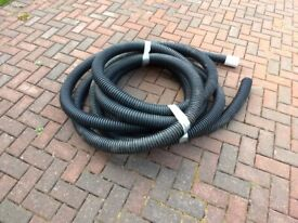 80mm slotted drain pipe