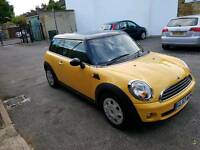 2008 (57 reg ) mini 1.4 petrol manual