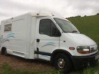 Motorhome/ Campervan Campulance (Converted Ambulance)