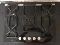 AEG Glass 5 Way Gas Hob