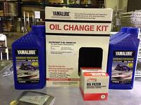 Yamalube, Watercraft 2 Oil Change Kit