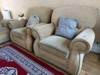 Sofa set 2x1x1