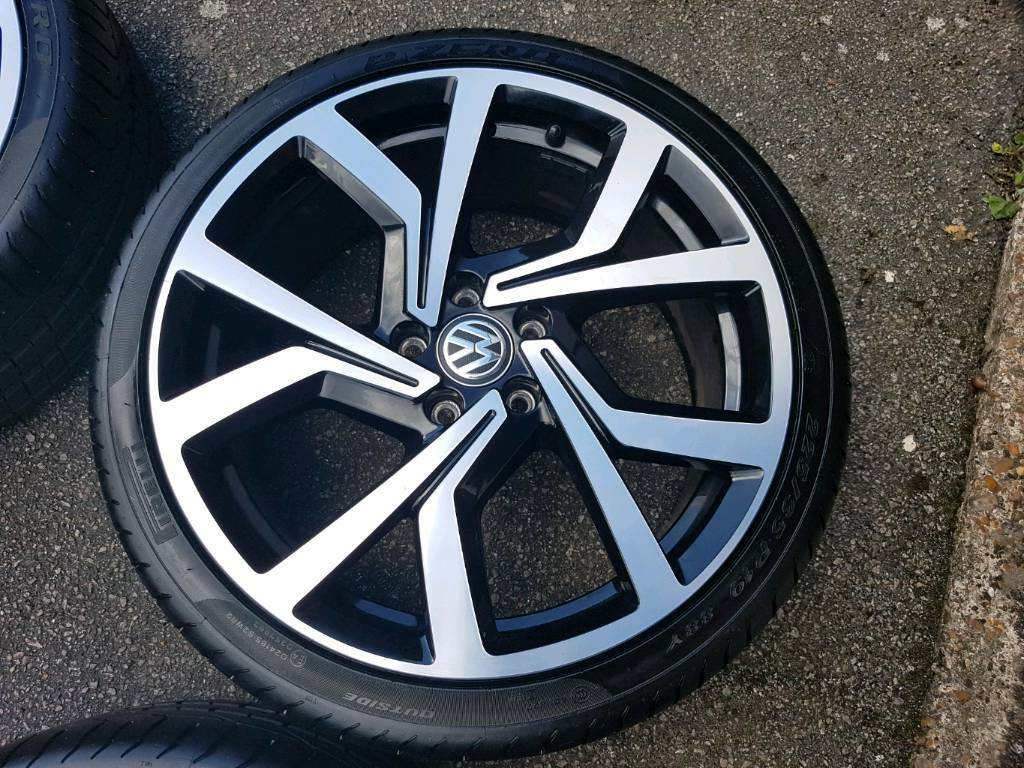 Vw Golf Mk7 Gti Wheels 19s Alloys In Camberwell London