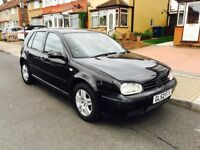 Volkswagen Golf 1.4 Match 5dr, low mile, full service history,