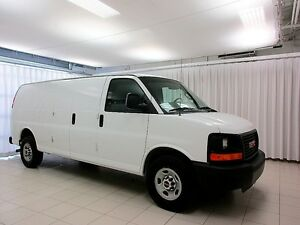 2016 GMC Savana 2500 EXT 5DR CARGO VAN 2PASS