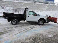 2012 Ford Super Duty F350 DRW Time to move some snow