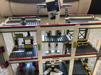 Lego city car garage 4207