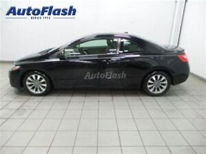 2010 Honda Civic EX-L Coupe * Cuire/Leather * Toit/Roof *