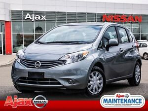 2014 Nissan Versa Note 1.6 SV*Low Kms*Accident Free