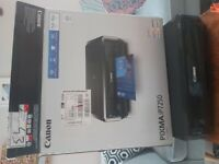Never been used PIXMA IP7250 canon printer