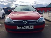 Bargain Vauxhall Corsa 1.3 Automatic low milage