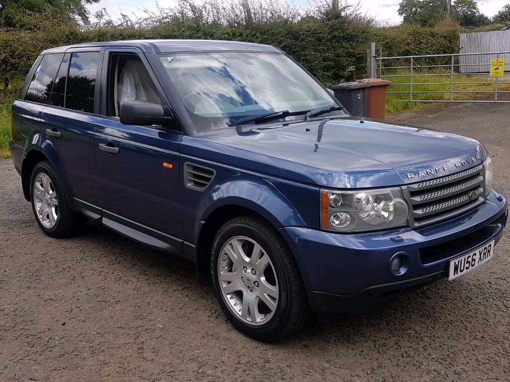 2006 land rover range rover sport 2 7 td v6 hse in greenisland county antrim gumtree. Black Bedroom Furniture Sets. Home Design Ideas