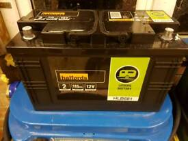 Leisure battery 115ah