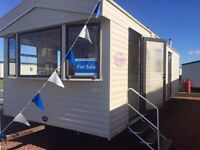 6 berth caravan for sale on a stunning pitch at sandy bay contact DARREN for more info