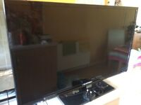 Blaupunkt 40 Inch Slim Full HD 1080p LED TV with Freeview HD