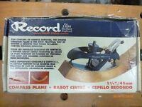 Record Compass Plane No 020C
