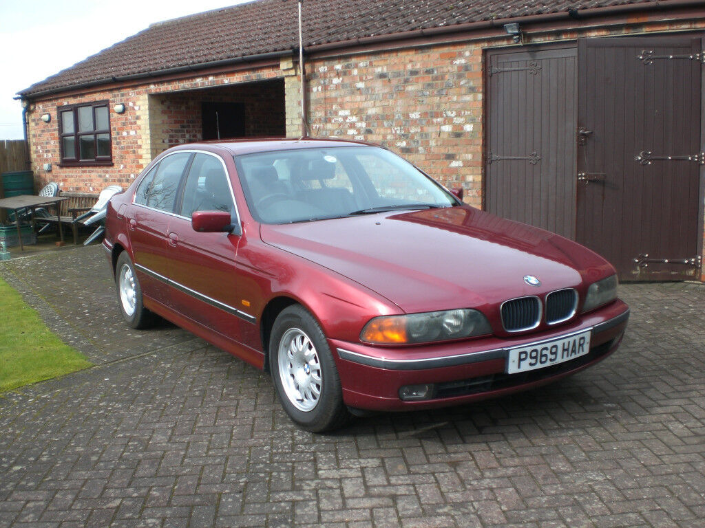 bmw 523i e39 1996 5 series manual in kirton lindsey. Black Bedroom Furniture Sets. Home Design Ideas