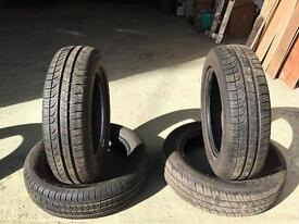 155/65/14t tyres Various to pick from