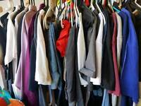 Men's clothes joblot size small to x Large used