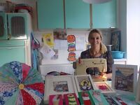 Fun Sewing Club for Kids & Teens in Eastbourne, Old Town at Eden Blue