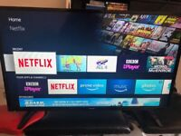 """Toshiba 40"""" Smart 1080p Full HD LED TV with Freeview HD"""