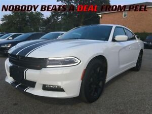 2016 Dodge Charger SXT**NAV**ROOF**MATTE BLACK WHEELS**