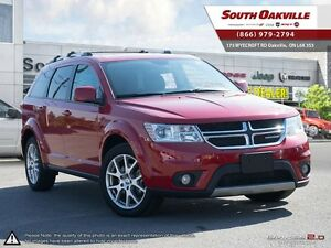 2016 Dodge Journey Limited | BACKUP CAMERA | DVD | HEATED SEATS