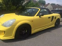 Toyota mr2 mrs 2002 summer car
