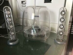 Harman Kardon soundstick ii speakers