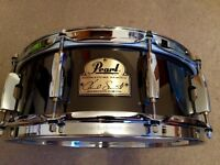 "Pearl ""Chad Smith"" Signiture Snare 14x5"" + soft case"